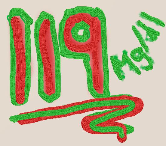 119 mg/dl